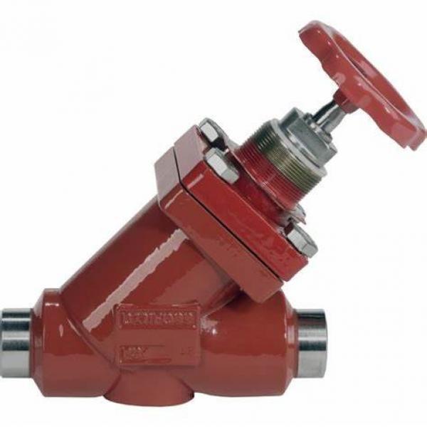 Danfoss Shut-off valves 148B4610 STC 50 A ANG  SHUT-OFF VALVE CAP #2 image