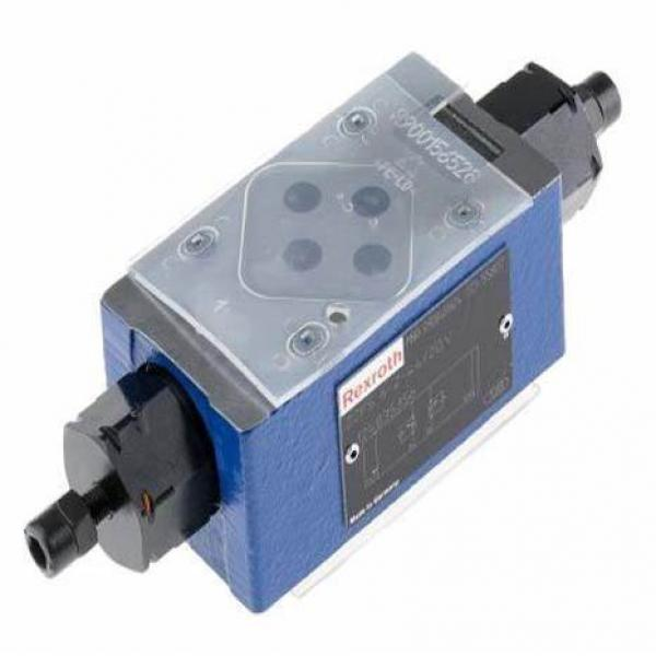Rexroth HED8OA THROTTLE VALVE #2 image