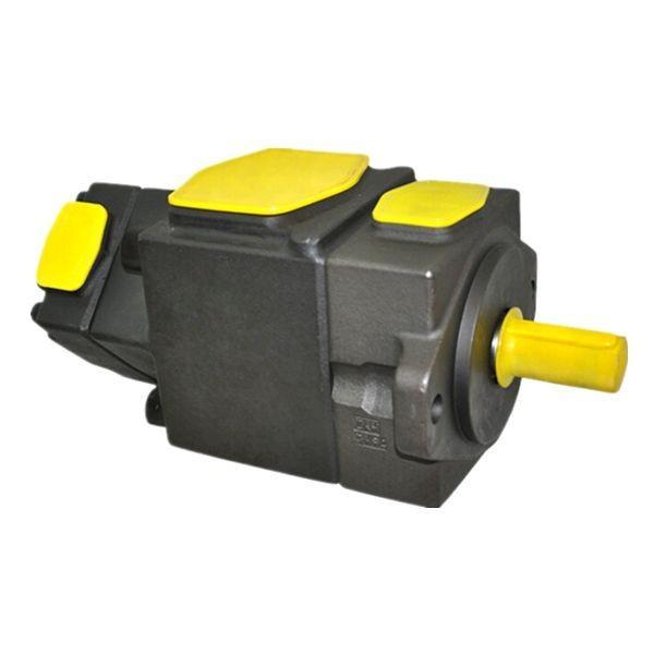 Yuken PV2R13-6-52-F-RAAA-41 Double Vane pump #1 image
