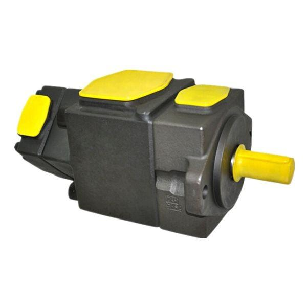 Yuken PV2R14-12-184-F-RAAA-31 Double Vane pump #1 image