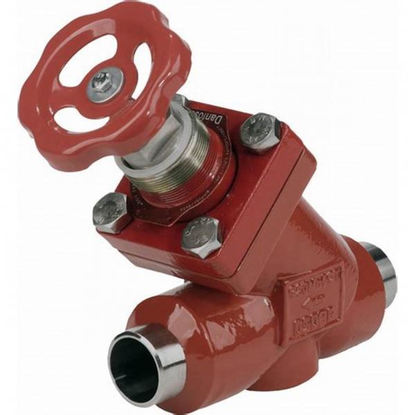 Danfoss Shut-off valves 148B4667 STC 15 M STR SHUT-OFF VALVE HANDWHEEL #1 image