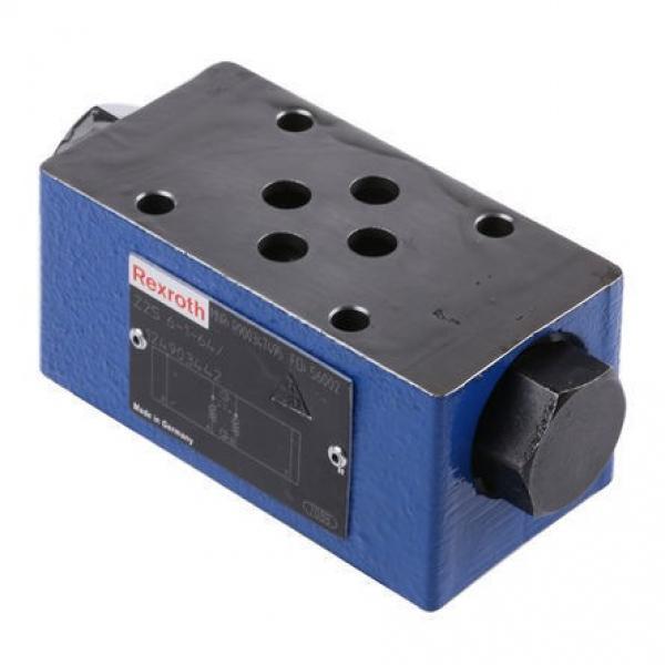 Rexroth 4WMM6G.M.T.U.R.F.P.Q.W.L.5X/F check valve #2 image