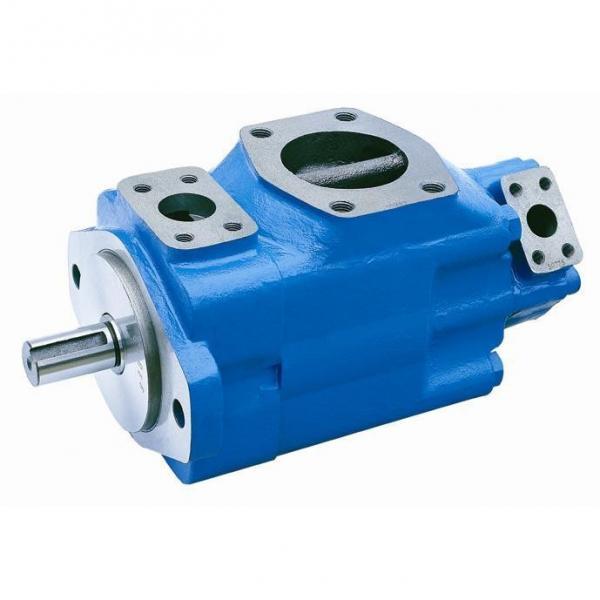 Yuken PV2R14-8-200-F-RAAA-31 Double Vane pump #1 image