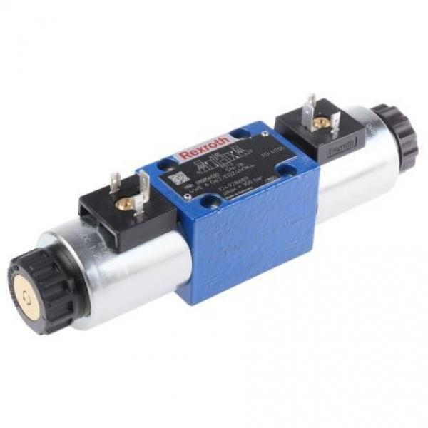 Rexroth 4WE10E(A.B)3X/CG24N9K4 Solenoid directional valve #1 image